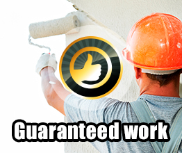 guaranteed work - painting contractors Washington