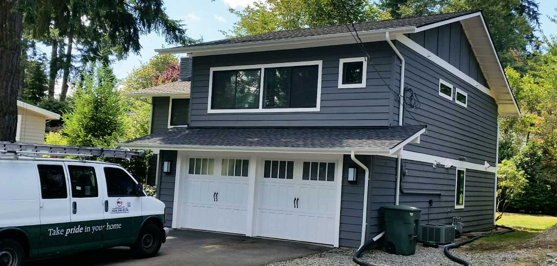 exterior painting - gallery