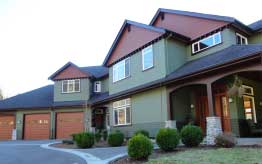 exterior painting- house painting in Snohomish County WA