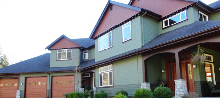 Exterior Painting in King County WA and Snohomish County WA