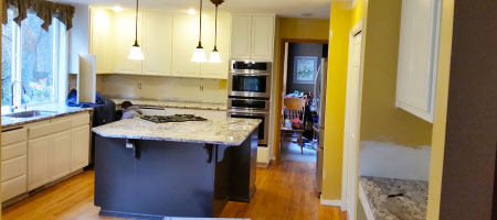 Interior Painting in King County WA and King County WA