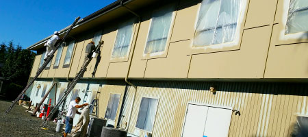Painting services- Commercial painting in king County WA and snohomish county WA