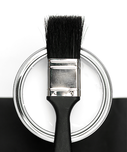 brush paint - painting contractors Washington